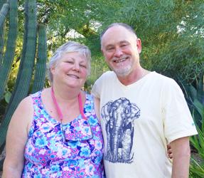 Laurie & Neil Stolmaker 2014