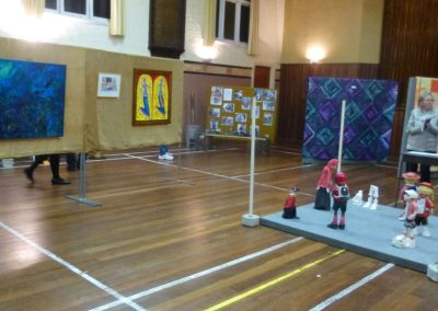 Laurie participated in the Plantangenet Art Show in Mt. Barker
